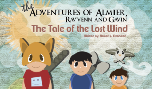 The Adventures of Almier, Ravvenn & Gavin